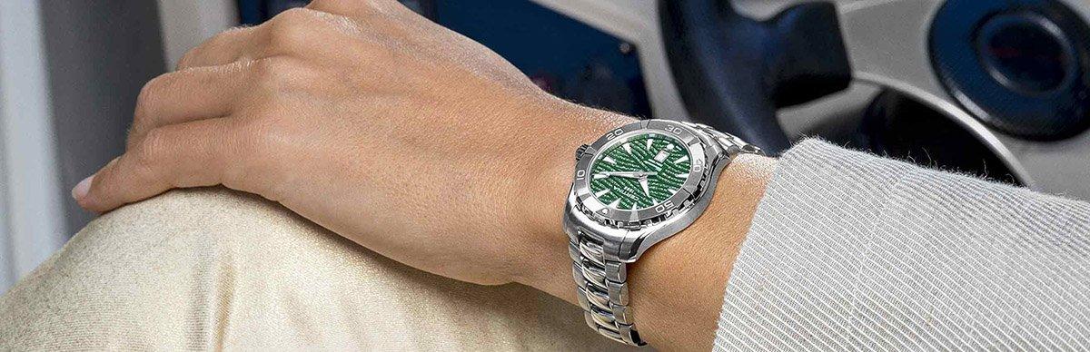 Nowe kobiece zegarki Certina DS Action Lady w morskiej stylistyce