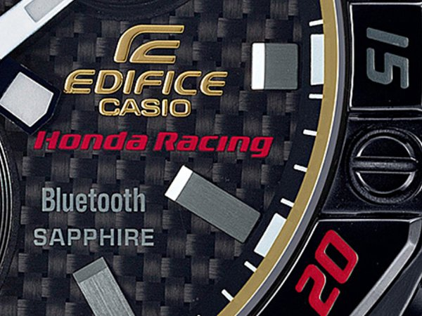 Casio Honda Racing Limited Edition ECB-10HR-1AE