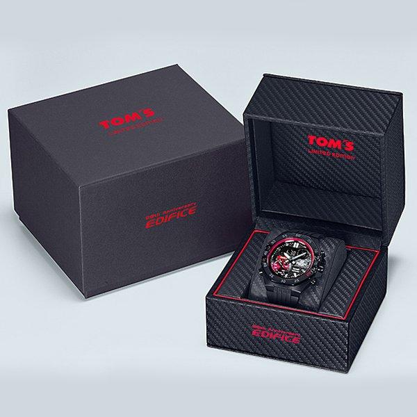 Pudełko zegarka TOM'S Limited Edition ECB-10TMS-1AER