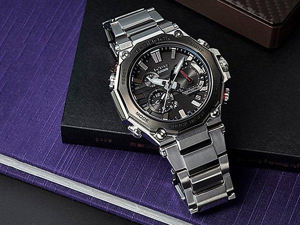 G-SHOCK MTG-B2000 – ekskluzywne zegarki w wyjątkowej formie