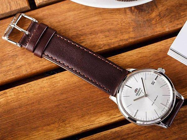Japońskie zegarki męskie z automatycznym naciągiem - marki Orient