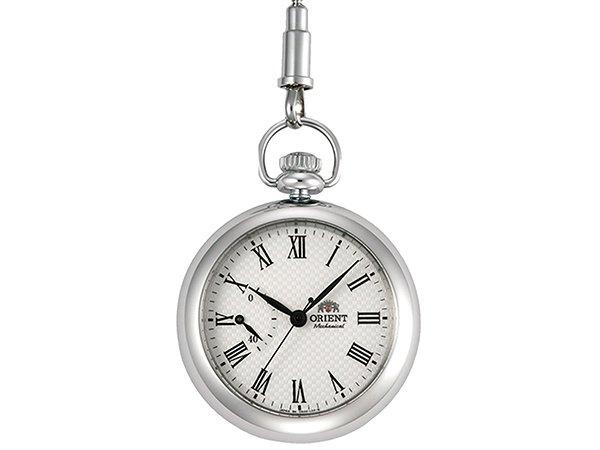 zegarek kieszonkowy marki Orient w japońskim wydaniu