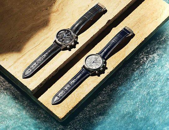 Frederique Constant Runabout RHS Chronograph Automatic - zegarek podkreślający partnerstwo z The Riva Historical Society