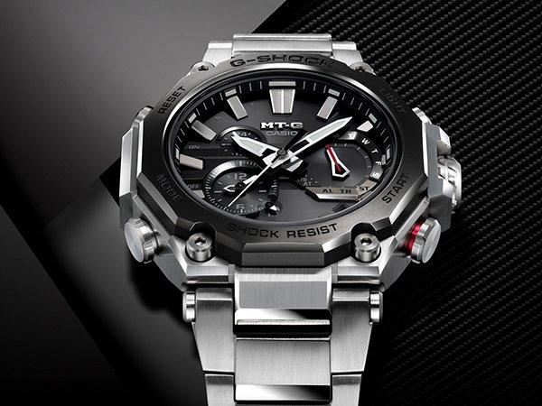 Niezwykły mechanizm w zegarkach G-SHOCK Exclusive