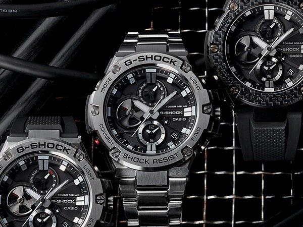 Zegarki G-Steel niezawodne w każdych warunkach