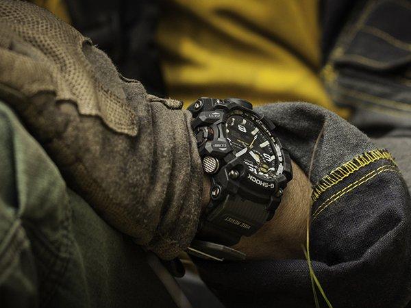 Japoński zegarek Casio G-Shock