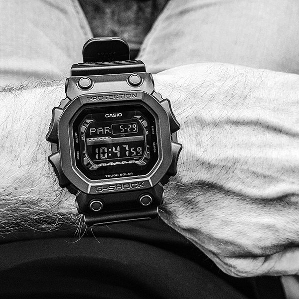 Oryginalny zegarek G-Shock.