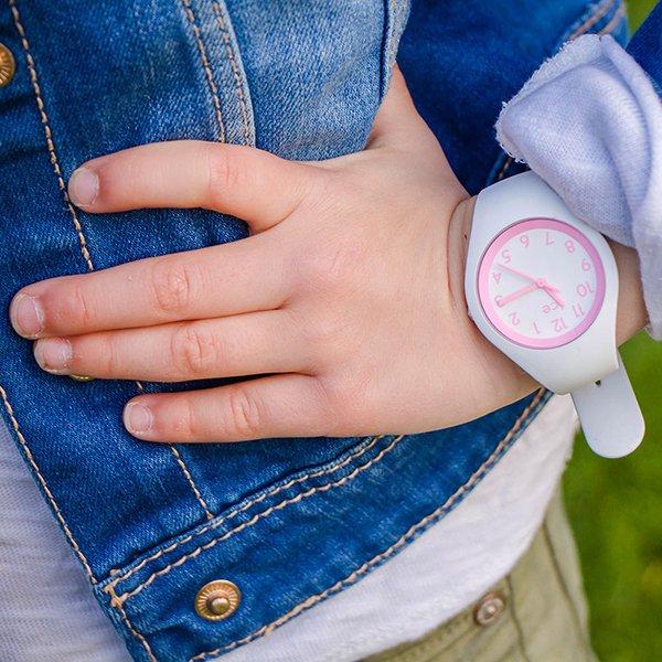 Uroczy zegarek dla dziewczynki