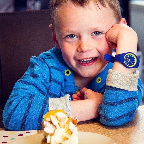 Nauka odpowiedzialności z zegarkiem dla dzieci