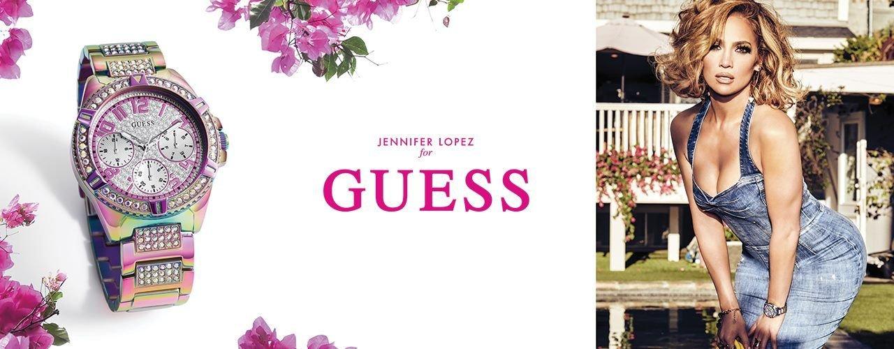 Jennifer Lopez ponownie twarzą marki GUESS