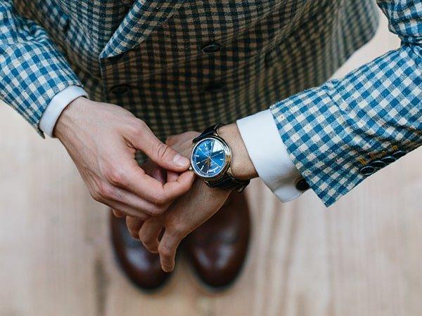 Niezawodna funkcjonalność zegarków Aviator