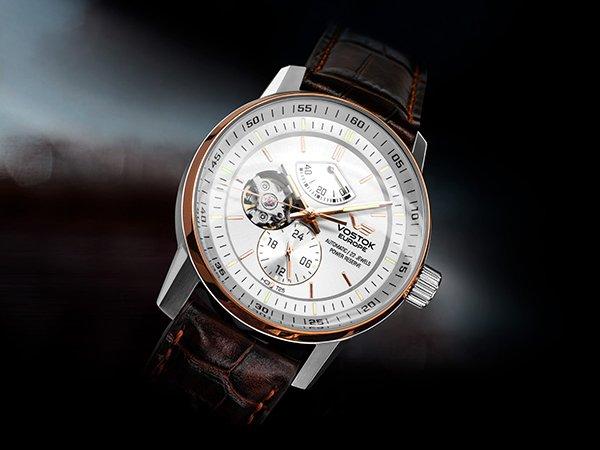 Dla kogo zegarki Vostok Europe
