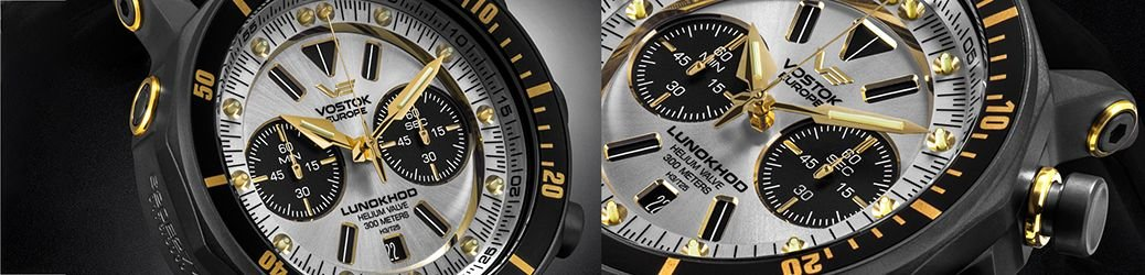 Zegarek Vostok Europe