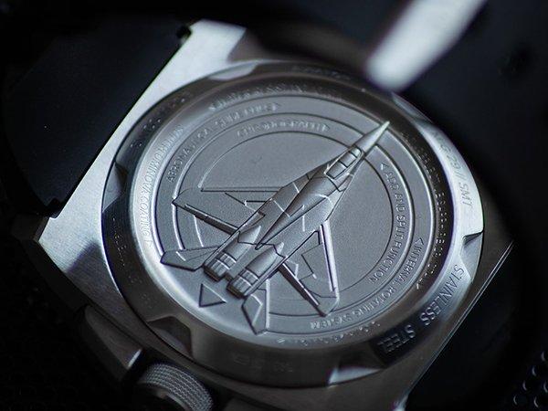 Wojskowy zegarek Aviator z inspirowany lotnictwem