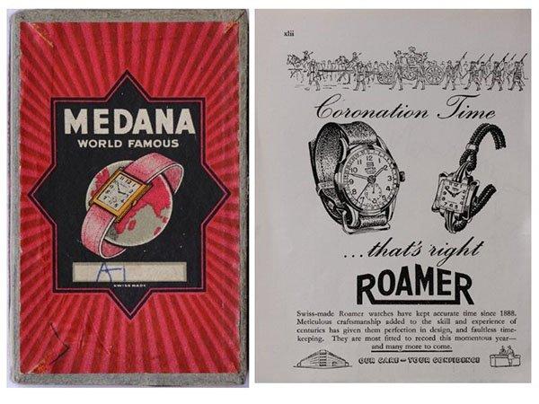 """1. Firma Fritza Meyera nie nazywała się """"Roamer""""."""