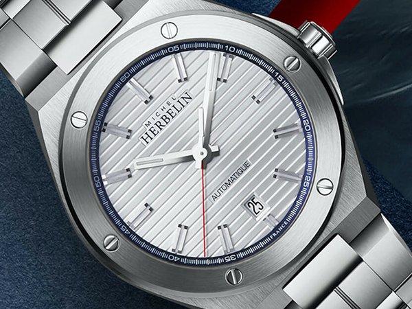 Niezawodny mechanizm w zegarku Herbelin