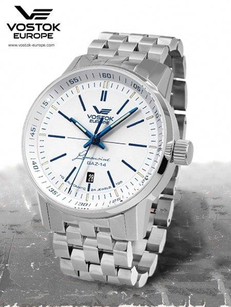 Nowa generacja zegarków Vostok Europe Limousine GAZ-14