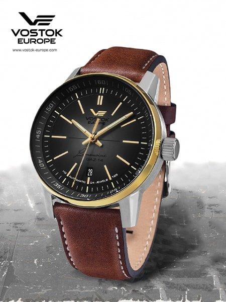 Vostok Europe Limousine - męskie zegarki z automatycznym mechanizmem