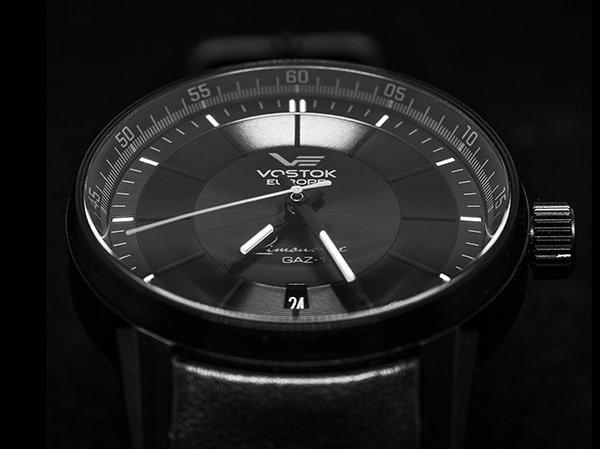 Zegarki Vostok Europe na bransolecie klasycznej