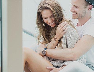 Zegarki dla pary od marki Obaku Denmark