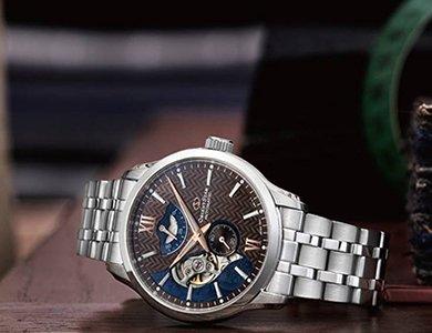 Nowe zegarki Layered Skeleton na 70 rocznicę Orient Star