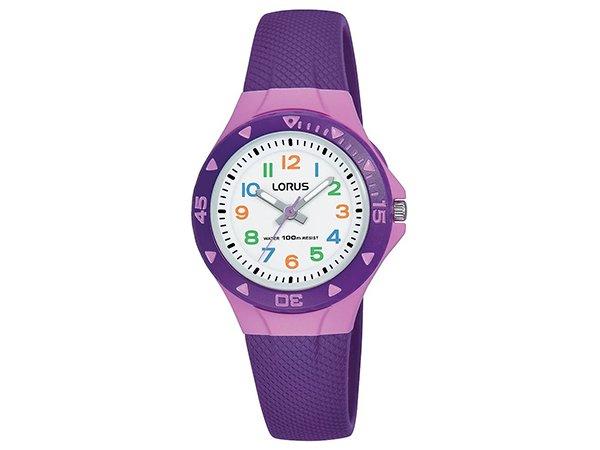 Dzieciecy zegarek Lorus dla dziewczynki
