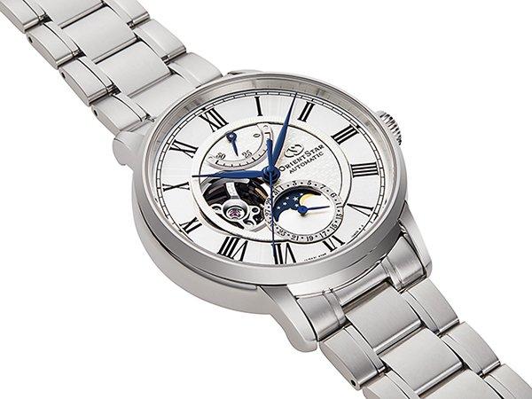 Zegarki Orient Star Mechanical Moon - wyrafinowana elegancja