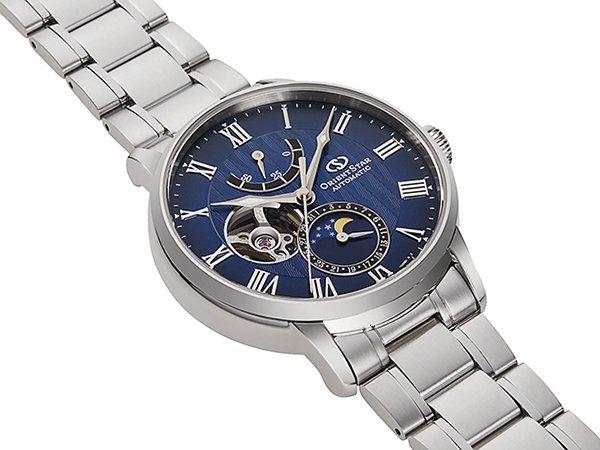 Zegarki Orient Star Next Generation z motywem rzeki