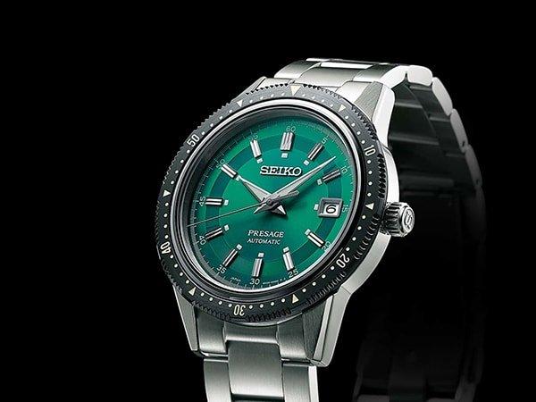 Limitowany, męski zegarek Seiko SPB129J1