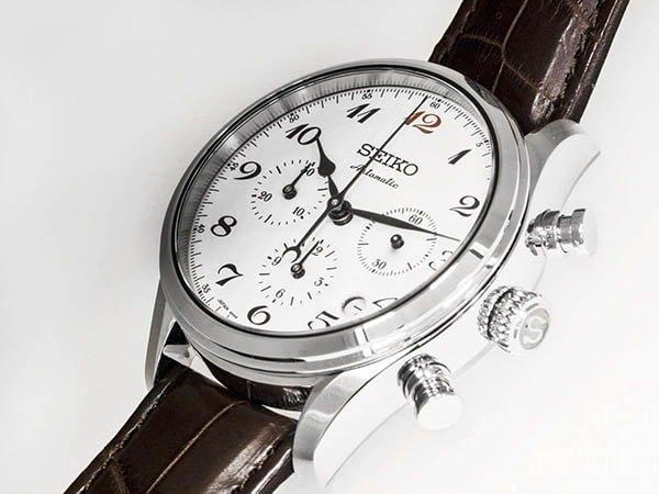 Wyjątkowy zegarek Seiko Presage 60th Anniversary Chronograph z kalibrem 8R48