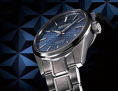 Nowe modele w prestiżowej kolekcji Seiko Presage - poznaj zegarki Seiko Sharp Edged Series