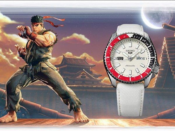 "Biały SRPF19K1 ""Ryu"""