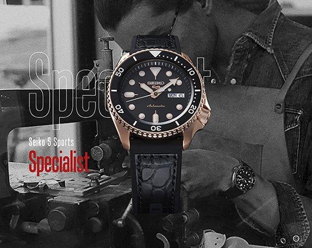 Zegarek Seiko 5 Sport