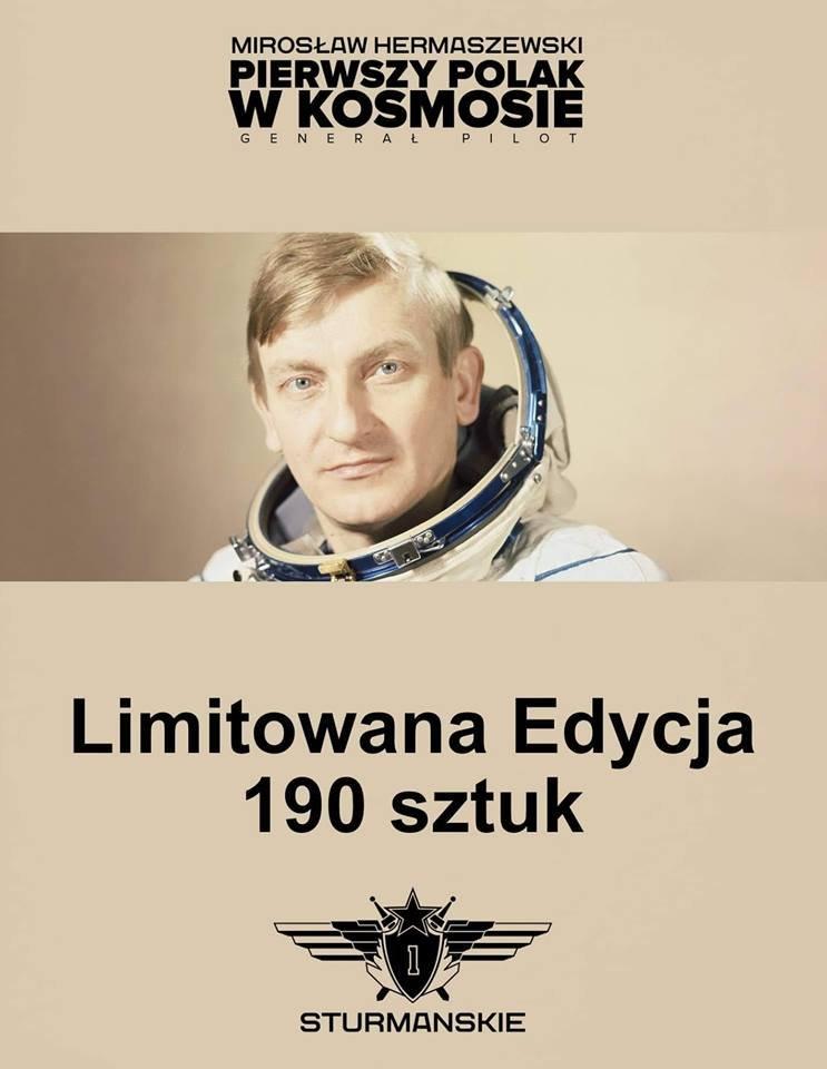 Limitowana edycja zegarków Sturmanskie.