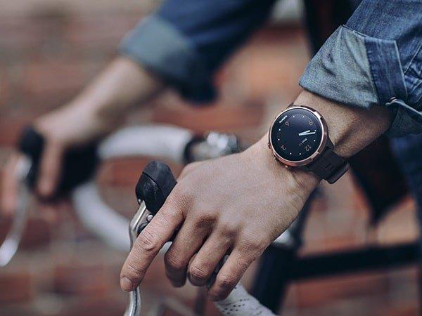 Wsparcie zegarków Suunto męskich na każdym kroku