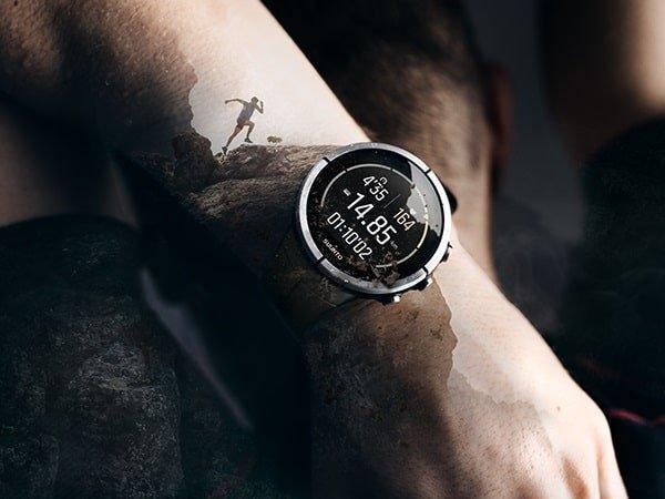 Wsparcie zegarków Suunto męskich w każdyn miejscu