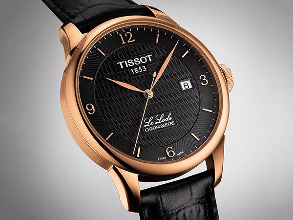 Zegarek Tissot  Le Locle w eleganckim wydaniu
