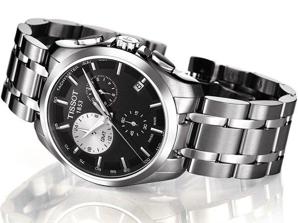 Zegarki Tissot Couturier — stworzony z myślą o indywidualistach
