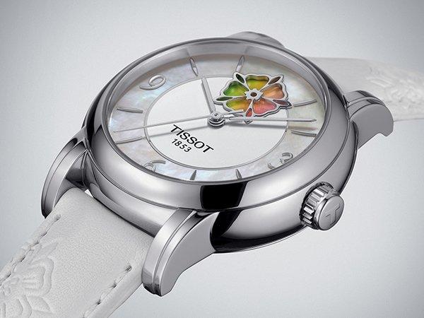 Do czego nosić zegarki Tissot Lady Heart?
