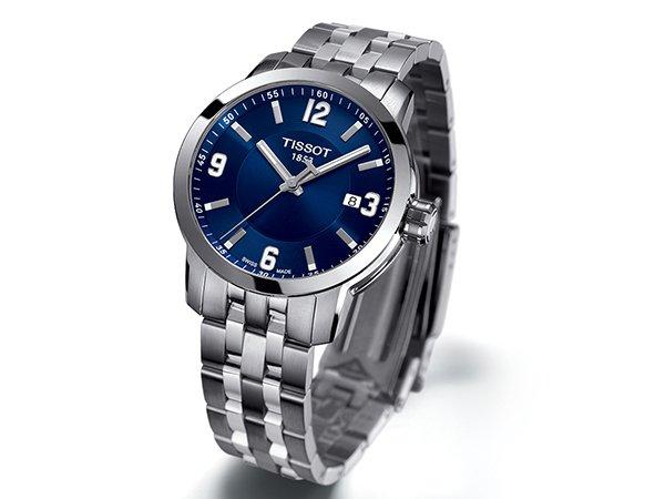 Do czego ubrać zegarki Tissot  PRC 200?