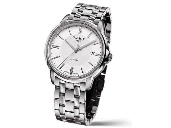 Ponadczasowa klasyka zegarków Tissot Automatics III