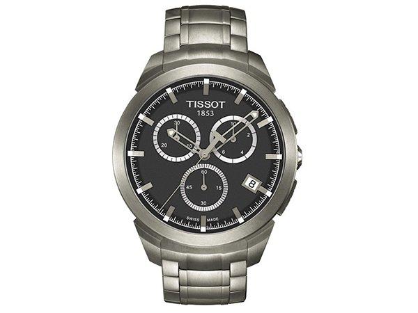 Piękne wzornictwo w  zegarkach Tissot Titanium