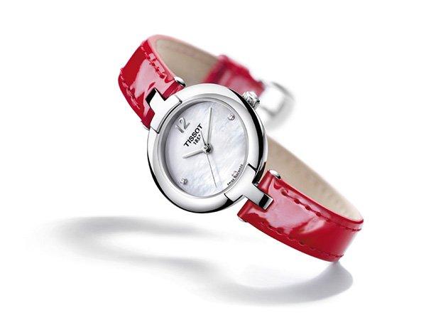 Do czego nosić  zegarki Pinky by Tissot?
