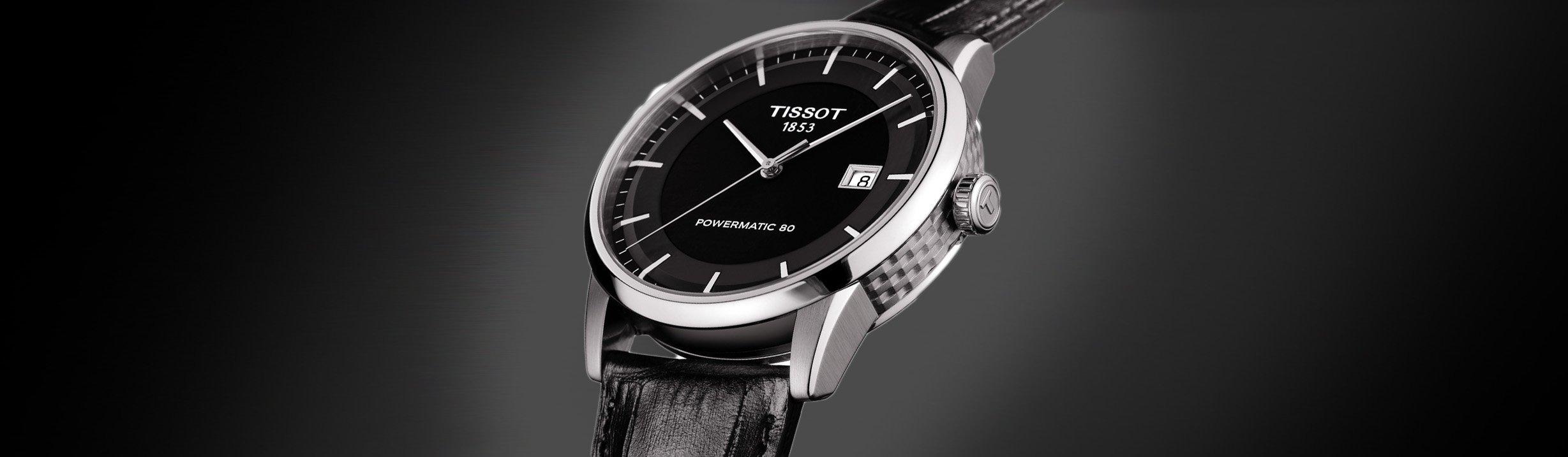 Zegarki Tissot Luxury