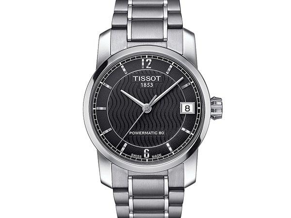Zegarki Tissot Titanium dla alergików