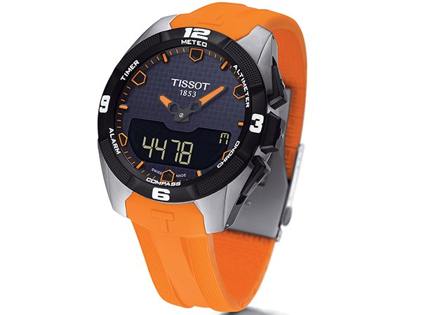 Dla kogo zegarki T-Touch Expert  Solar?