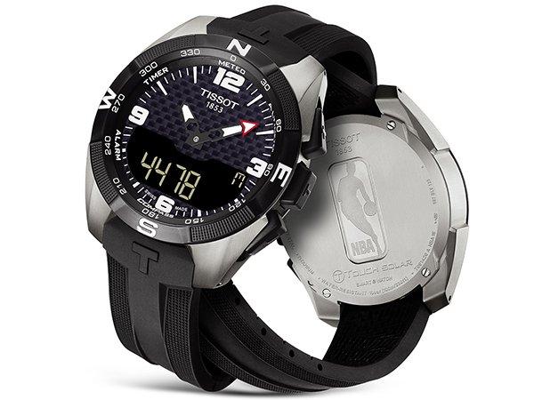 T-Touch Expert  Solar - parametry i funkcje zegarków