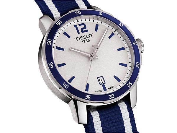 Do czego pasują zegarki Tissot Quickster?