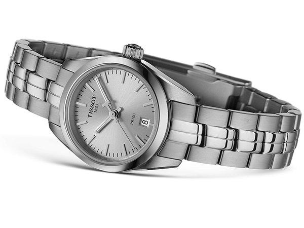 Elegancka prostota zegarków Tissot PR 100