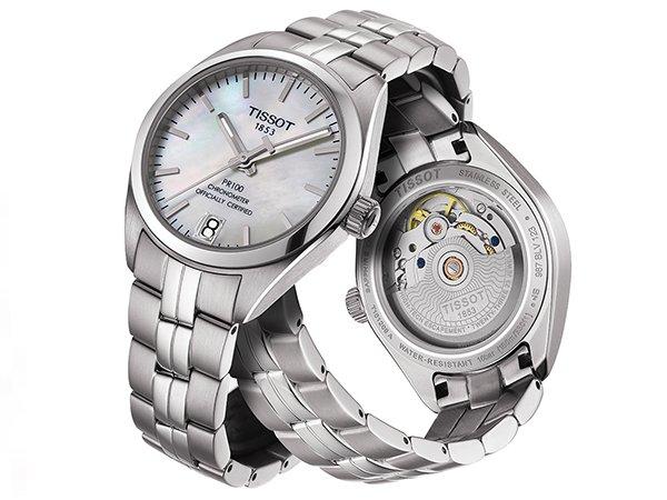 Zegarki Tissot PR 100 – zawsze na czas